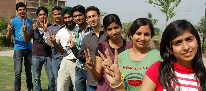 student tours india